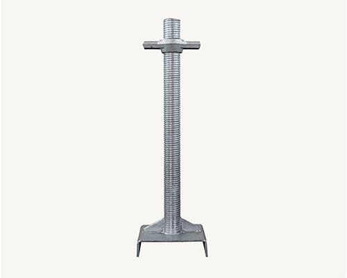 承插型盘扣式钢管脚手架可调托撑