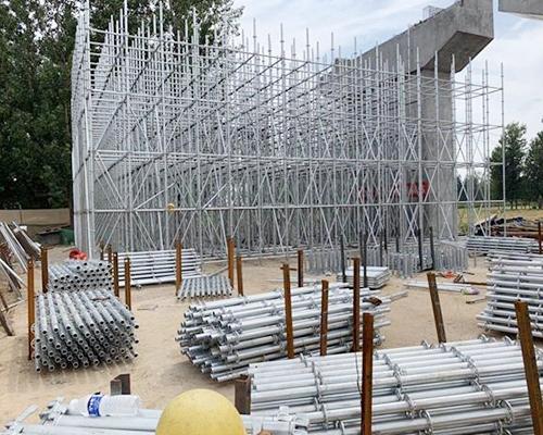 中国五冶集团,河南省内黄县S502跨卫河大桥工程3